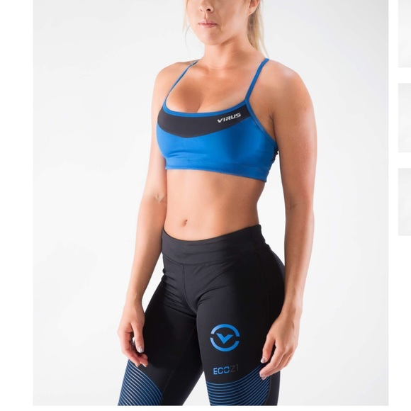 Virus Other - Virus Stay Cool Eclipse Sports Bra